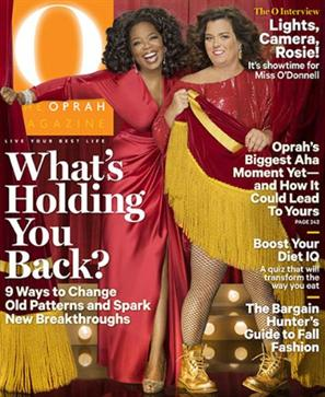 Oprah Magazine Subscription